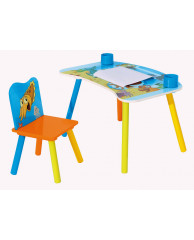 Набор детской мебели стол и стул Sweet Baby Genius Sea world