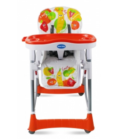 Стульчик для кормления Sweet Baby Frutto Topaz