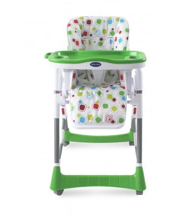 Стульчик для кормления Sweet Baby Modelli Verde