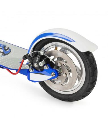Самокат Trolo City Brake Air 205мм ножной+ручной дисковый тормоз