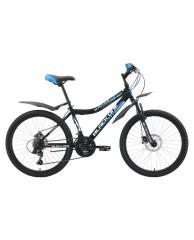 Велосипед Black One Ice Disc Black-Blue