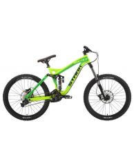 Велосипед Stark'15 Beat Pro желтый-зеленый  (455мм)