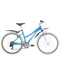 """Велосипед Stark'15 Chaser Lady голубой-желтый 14,5"""""""