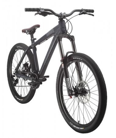 """Велосипед Stark'15 Goliath черный-серый 15"""""""