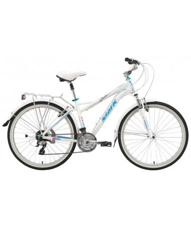 """Велосипед Stark'15 Ibiza белый-голубой 16"""""""