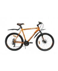 """Велосипед Stark'15 Indy Disc оранжевый-черный 14,5"""""""