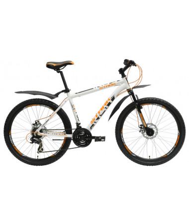 """Велосипед Stark'15 Indy Disc белый-оранжевый 14,5"""""""