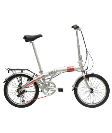 "Велосипед Stark'14 Jam 20"" серебристый"