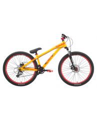 """Велосипед Stark'15 Pusher-1 желтый-красный 14,5"""""""