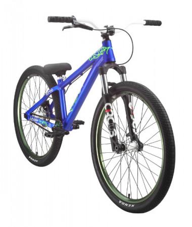"""Велосипед Stark'15 Pusher-3 синий-зеленый 14,5"""""""