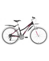 """Велосипед Stark'15 Router Lady черный-малиновый 14,5"""""""