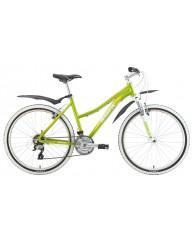"""Велосипед Stark'15 Router Lady зеленый лайм-желтый 14,5"""""""