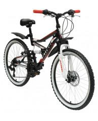 Велосипед Stark'15 Striky Disc черный-красный
