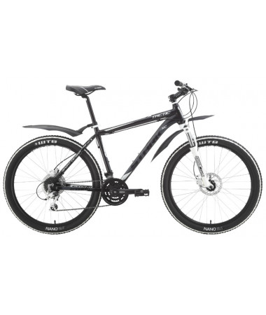 """Велосипед Stark'15 Tactic HD черный-серый 18"""""""