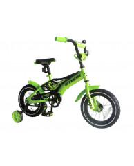 """Велосипед Stark'15 Tanuki 12"""" BOY Green"""