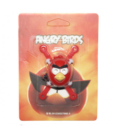 Led светодиодный фонарик Angry Birds